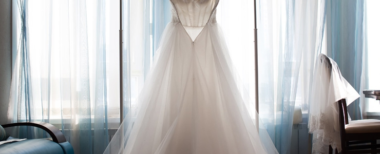 Tips for Storing Your Wedding Dress