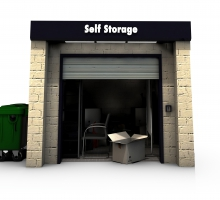 You Stored What? 5 Strangest Items People Store