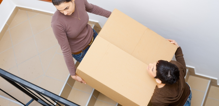 Why Asking Friends and Family to Help You Move Might Be a Bad Idea