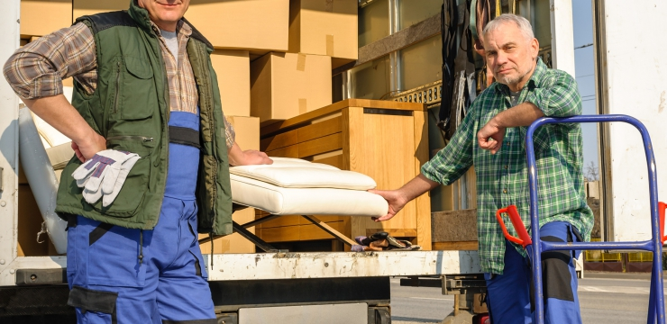 They Won't Do What? 4 Things Your Movers Will Not Do for You