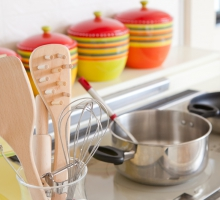 4 Organizational Tips to Help You Save Time in Your Kitchen
