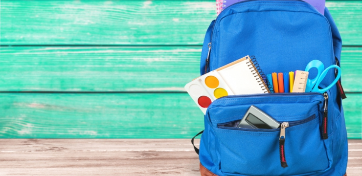 How to Stay Organized during the Back to School Rush
